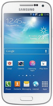 SAMSUNG GALAXY S4 MINI (GT-I9192I) 8GB WHITE