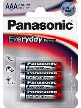 PANASONIC EVERYDAY POWER (LR03REE/4BR)