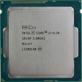 INTEL CORE I3 4130 (3 MB ქეშ მეხსიერება, 3.4 GHZ) TRAY