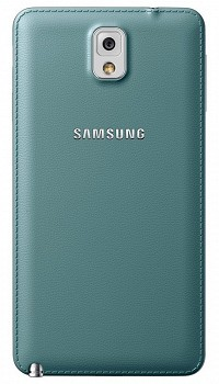 SAMSUNG GALAXY NOTE 3 S BACK COVER BLUE (ET-BN900SLEGRU)
