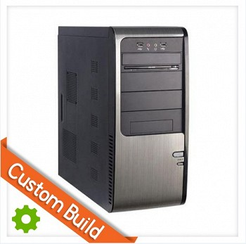 CUSTOM BUILD (PC ATX-F14B/G3260/4GB/500GB)