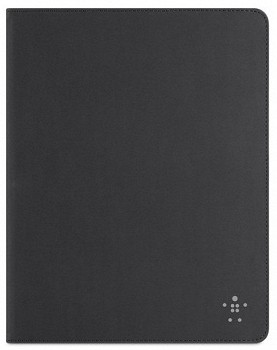 BELKIN SMOOTH BI-FOLD FOLIO FOR IPAD BLACK F8N771CWC00