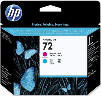 HP 72 PRINTHEAD (C9383A)