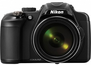NIKON COOLPIX P600 BLACK