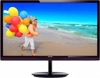 PHILIPS 244E5QHAD/00 FULL HD LCD 23.8