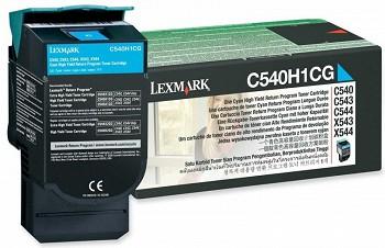 LEXMARK C540A1CG  RETURN PROGRAMME TONER