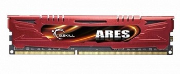 G.SKILL ARES 8GB (1 x 8GB) DDR3 1600MHZ (F3-1600C9D-16GAR)