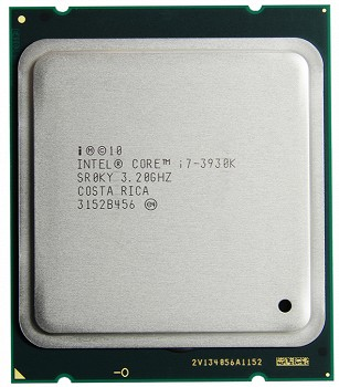 INTEL CORE I7 3930K (12 MB ქეშ მეხსიერება, 3.2 GHZ) TRAY