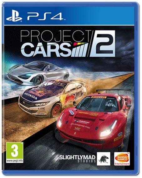 კონსოლის თამაში PROJECT CARS 2 (PLAYSTATION4)