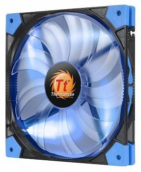 THERMALTAKE LUNA 14 SLIM LED BLUE (CL-F036-PL14BU-A)