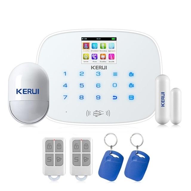 დაცვის GSM სისტემა KERUI G19