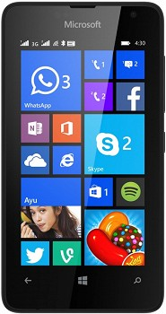 MICROSOFT LUMIA 430 8GB BLACK