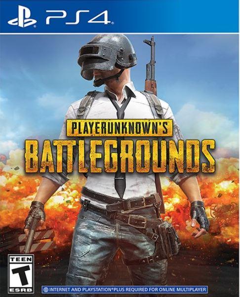 კონსოლის თამაში PLAYERUNKNOWNS BATTLEGROUND (PLAYSTATION4)