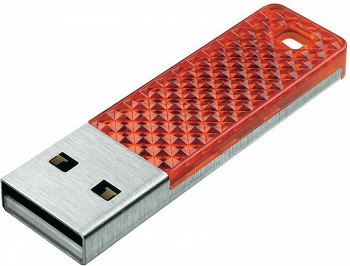 SANDISK CRUZER FACET 8GB RED (SDCZ55-008G-B35R)