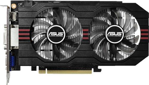 ASUS NVIDIA GEFORCE GTX750TI-OC-2GD5 2 GB (90YV05J0-M0NA00)