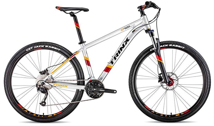 ველოსიპედი TRINX DVR D700 ELITE 27.5X16