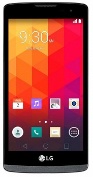LG LEON (H324) 4GB BLACK