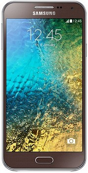 SAMSUNG GALAXY E5 (SM-E500HZNDCAU) 16GB BROWN