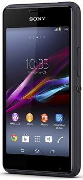 SONY XPERIA E1 (D2005) 4GB BLACK