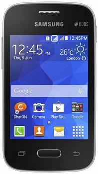 SAMSUNG GALAXY POCKET 2 (SM-G110H/DS) 4GB BLACK