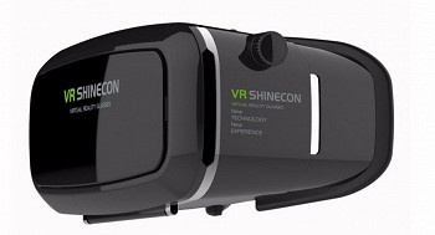 VR SHINECON  VR VIRTUAL REALITY 3D GLASSES