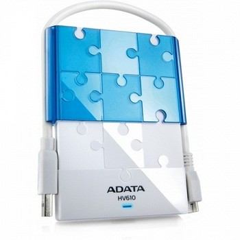 A-DATA HV610 PORTABLE HDD USB 3.0 500 GB