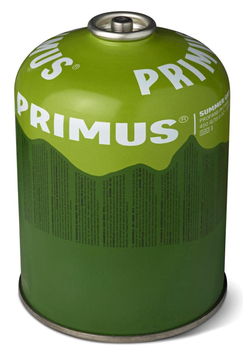 სალაშქრო გაზი PRIMUS SUMMER GAZ 450