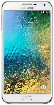 SAMSUNG GALAXY E7 (SM-E700H/DS) 16GB WHITE