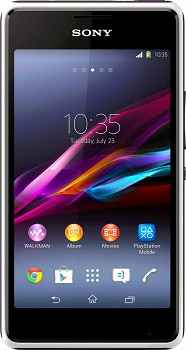 SONY XPERIA E1 (D2105) 4GB WHITE