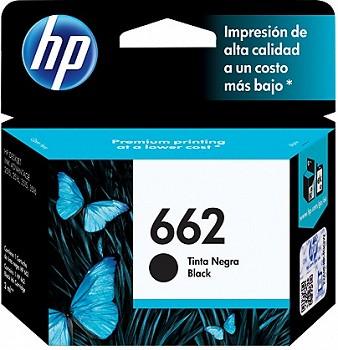 HP 662 BLACK (CZ103AL)