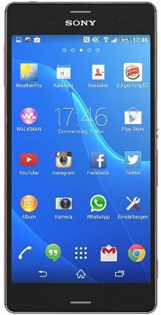 SONY XPERIA Z3 (D6633) 16GB BROWN