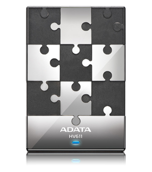 A-DATA HV611 1TB BLACK