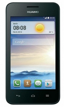 HUAWEI ASCEND Y330 4GB YELLOW