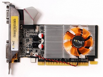 ZOTAC GEFORCE GT 610 SYNERGY EDITION (ZT-60601-10B) 2 GB DDR3
