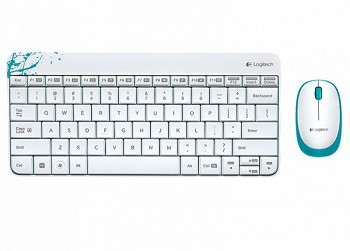 LOGITECH WIRELESS COMBO MK240 WHITE RUS,EER