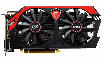 MSI RADEON R9 270 2 GB GDDR5 (R9 270 GAMING 2G)