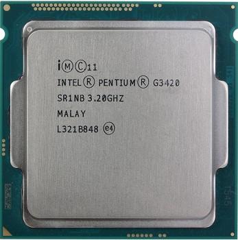 INTEL PENTIUM G3420 (3 MB ქეშ მეხსიერება, 3.2 GHZ) BOX