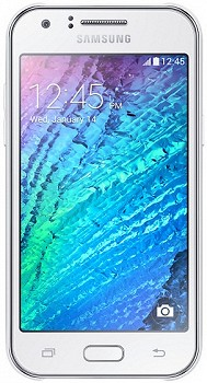 SAMSUNG GALAXY J1 (SM-J100H/DS) 4GB WHITE