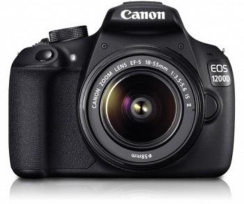 Canon EOS 1200D + KIT 18-55MM IS II (9127B022AA)