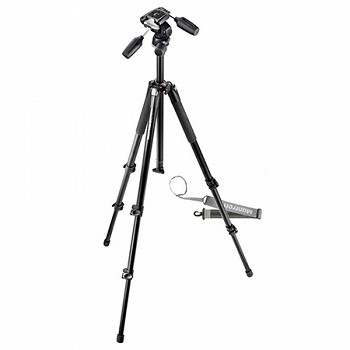 MANFROTTO TR055XB+HD804RC2+102