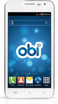 OBI WOLVERINE S501 4GB WHITE