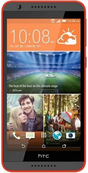 HTC DESIRE 820 16GB GREY-ORANGE