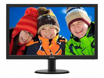 PHILIPS 243V5QHAB/00 FULL HD LED 23.6