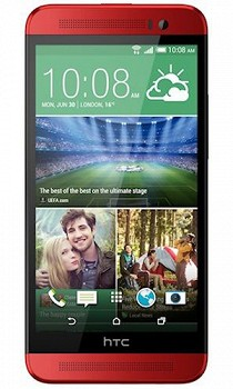 HTC ONE (E8) DUAL SIM RED