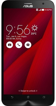 ASUS ZENFONE 2 (ZE551ML) 32GB RED