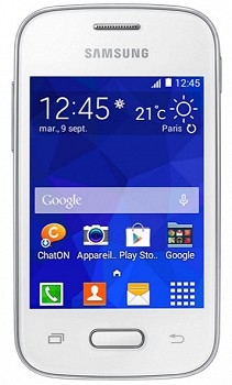 SAMSUNG GALAXY POCKET 2 (G110) 4GB WHITE