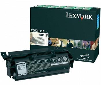 LEXMARK T650H11E BLACK