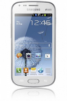 SAMSUNG S7562 GALAXY S DUOS PURE WHITE