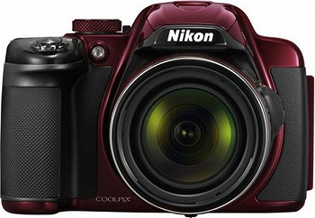 NIKON COOLPIX P520 RED