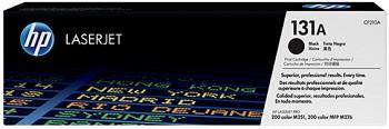 HP 131A BLACK LAZERJET TONER (CF210A)